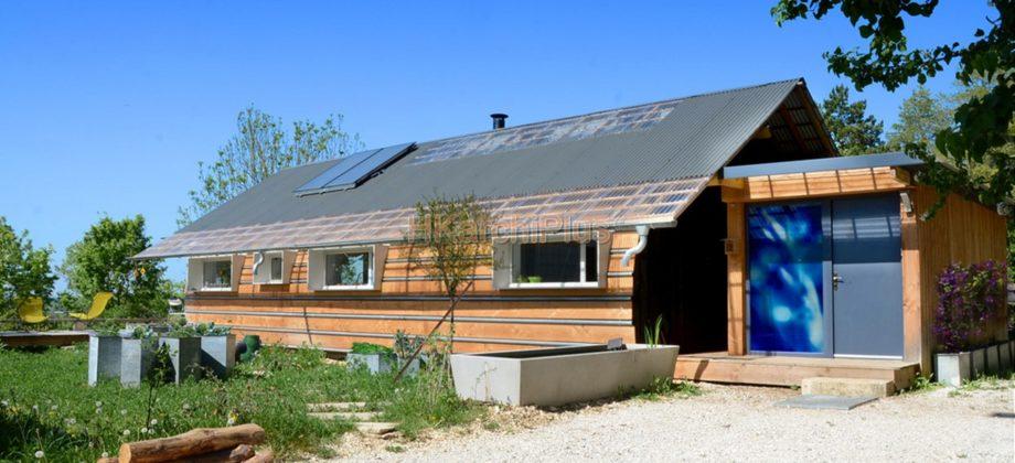 Maison basse consommation en VEFA à Noyers sur Serein
